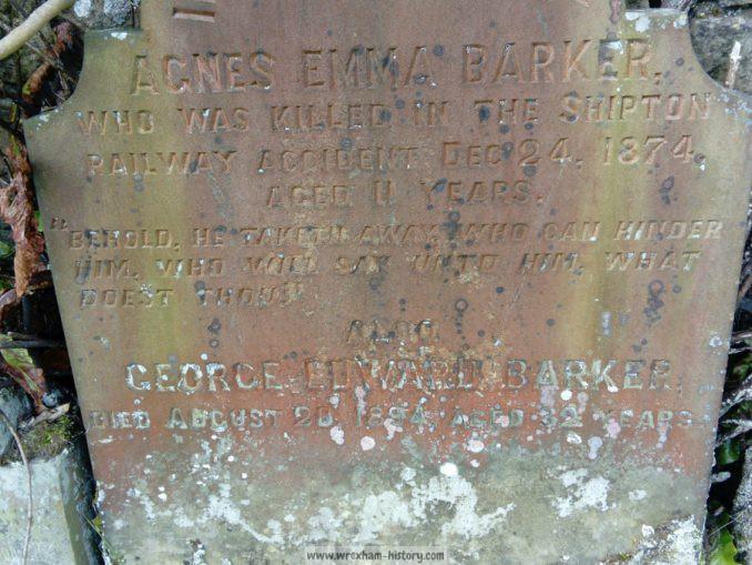 Agnes Emma Barker