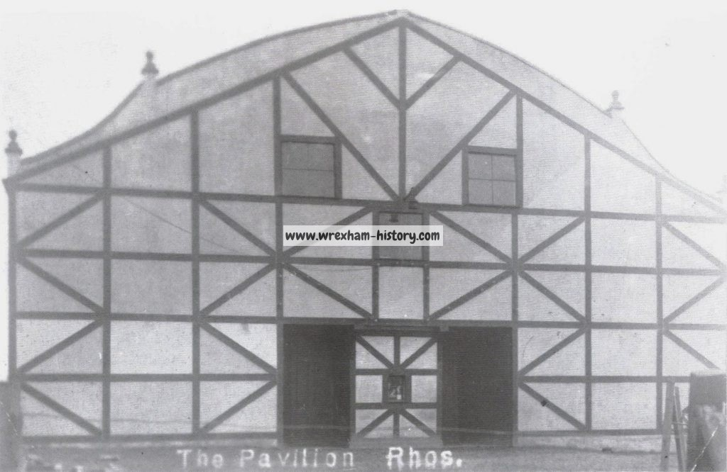 Pavilion Cinema 1913