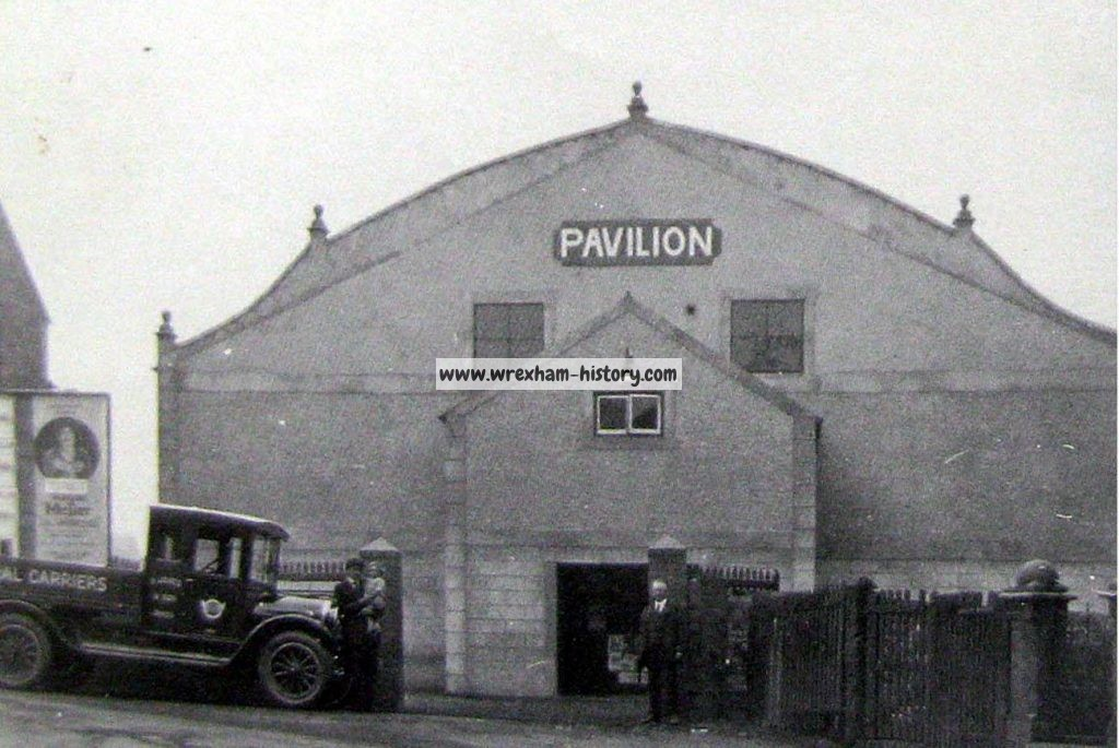 Pavilion Cinema 1922