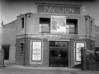 Pavilion Cinema, Broad Street, Rhos