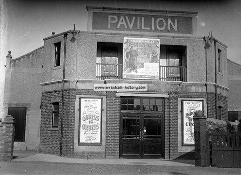 Pavilion Cinema 1930