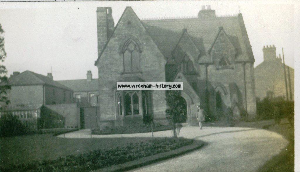 Abbotsfield, Rhosddu Road, Wrexham (Deborah Smith)