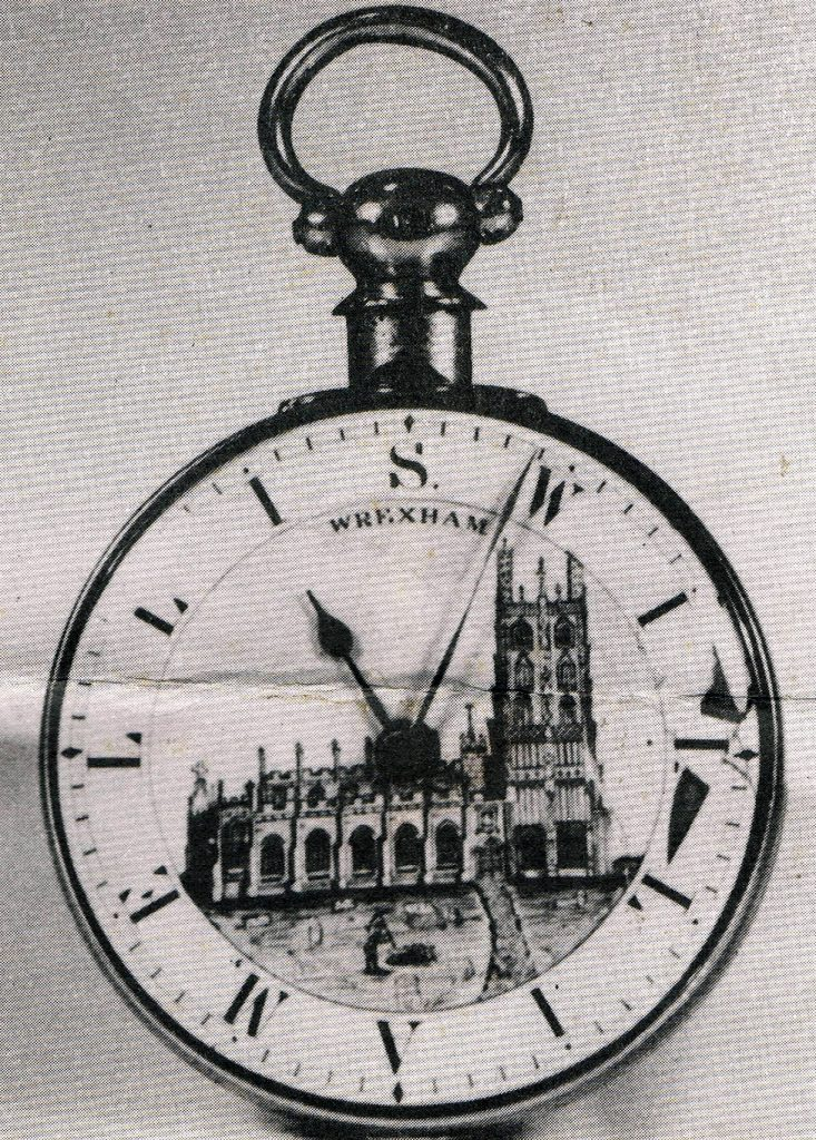 Clock and Watchmakers of the Wrexham Area