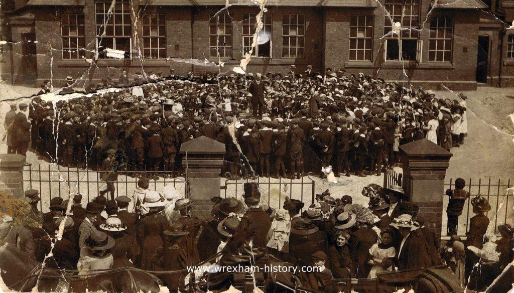 Opening Victoria School