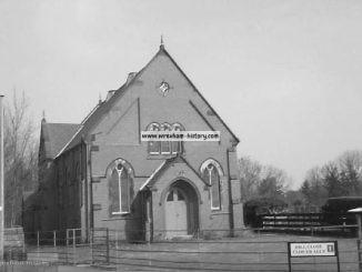 Y Groes Chapel 1845 - 1985