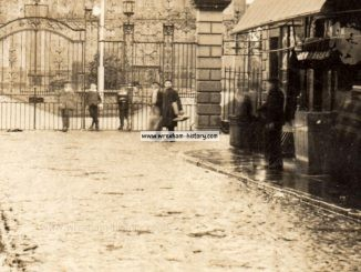 Church Street, Wrexham in 1924