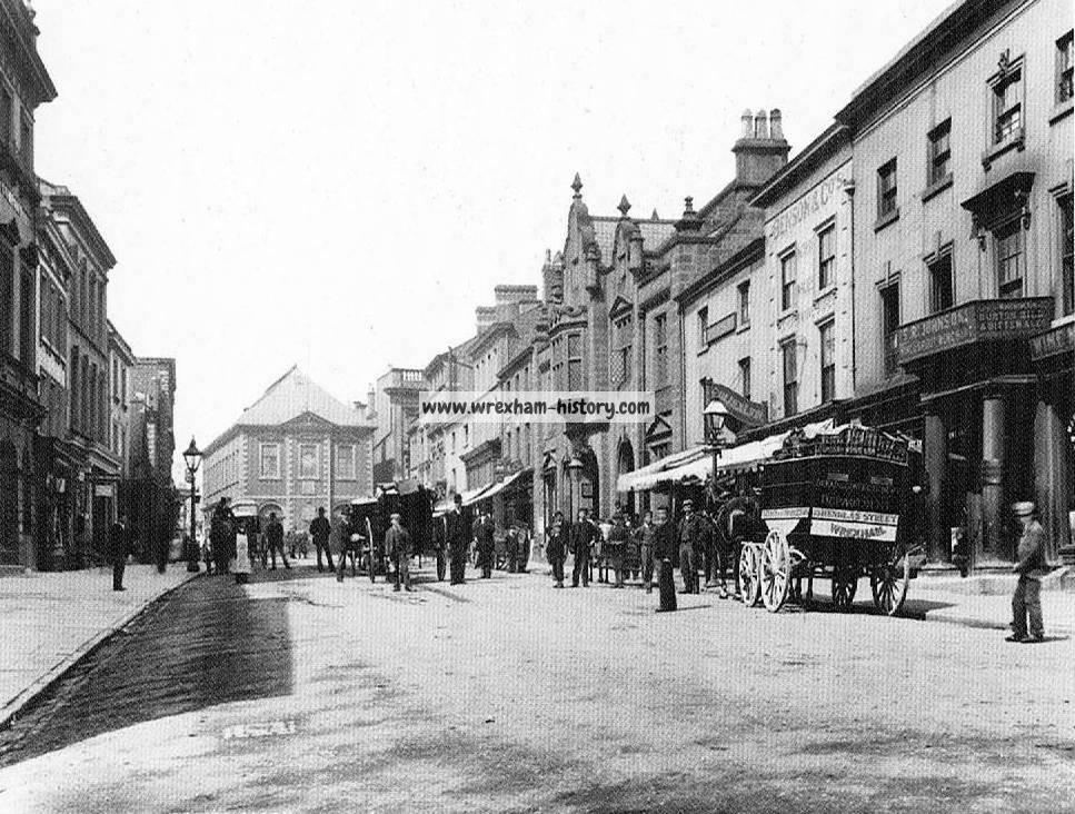 high-street-wrexham-1900