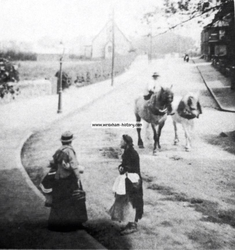 Kings Mills Road, Hightown 1890