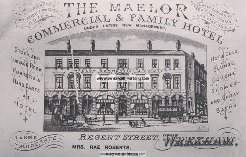 Maelor Hotel