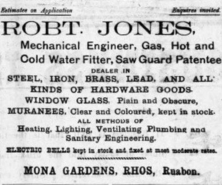 mona-gardens-rhos-advert-rhos-herald-13-march-1909