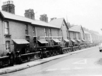 Nelson Street, Hightown, Wrexham