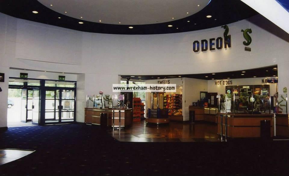 Odeon Plas Coch