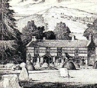 Plas Newydd, Llangollen 1889