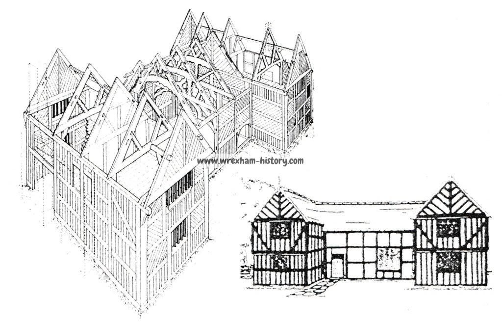plas-newydd-ruabon-drawing