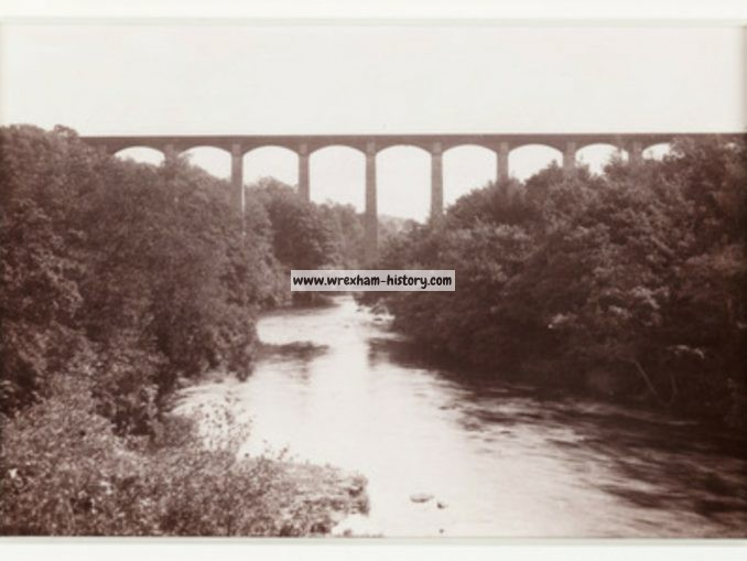 Building the Pontcysyllte Aqueduct