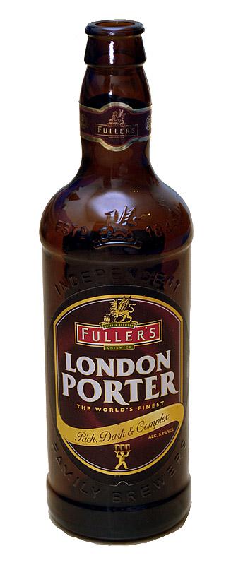 Bottle of Fuller's London Porter