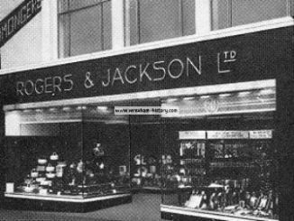 Rogers and Jackson