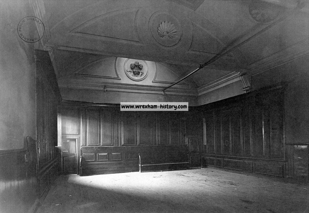 town-hall-town-hill-wrexham-interior-1940