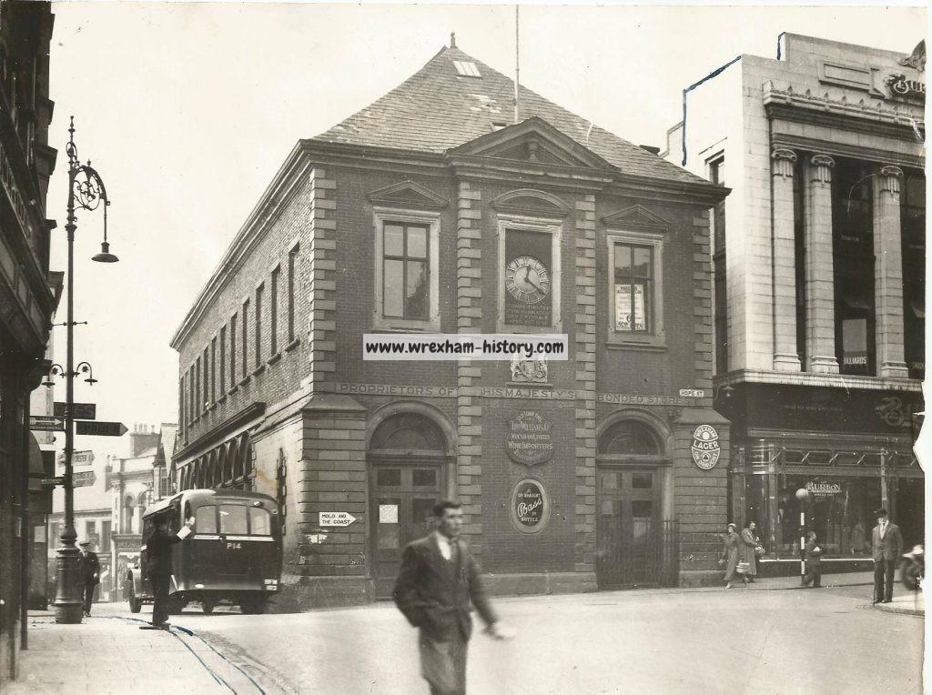 town-hall-wrexham