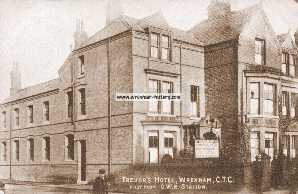 Trevors Hotel, Regent Street