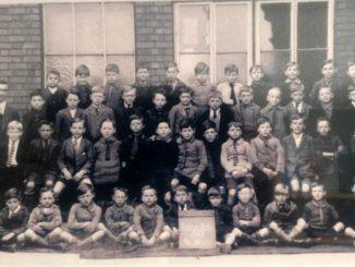 Victoria school 1927