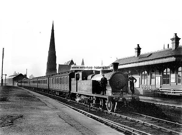 wrexham-central-station-1939