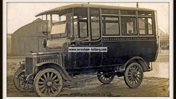 Wrexham and District Transport