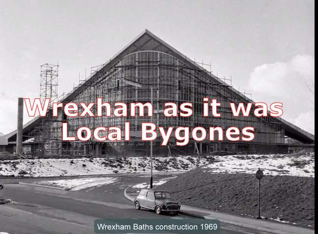 Wrexham as it was - Local Bygones