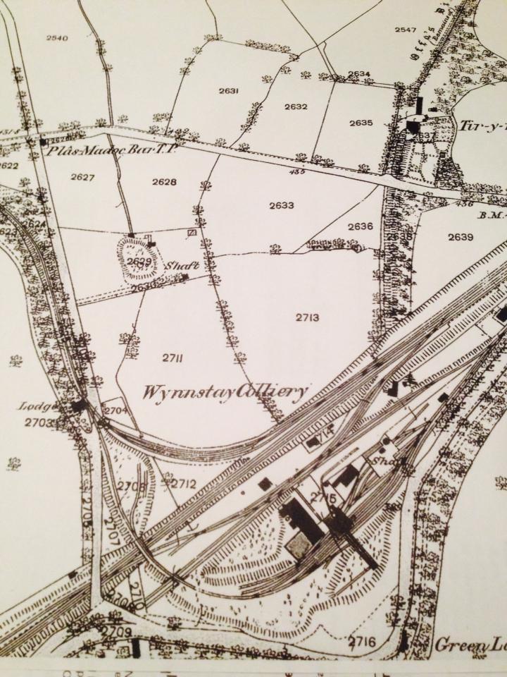 Wynnstay Colliery