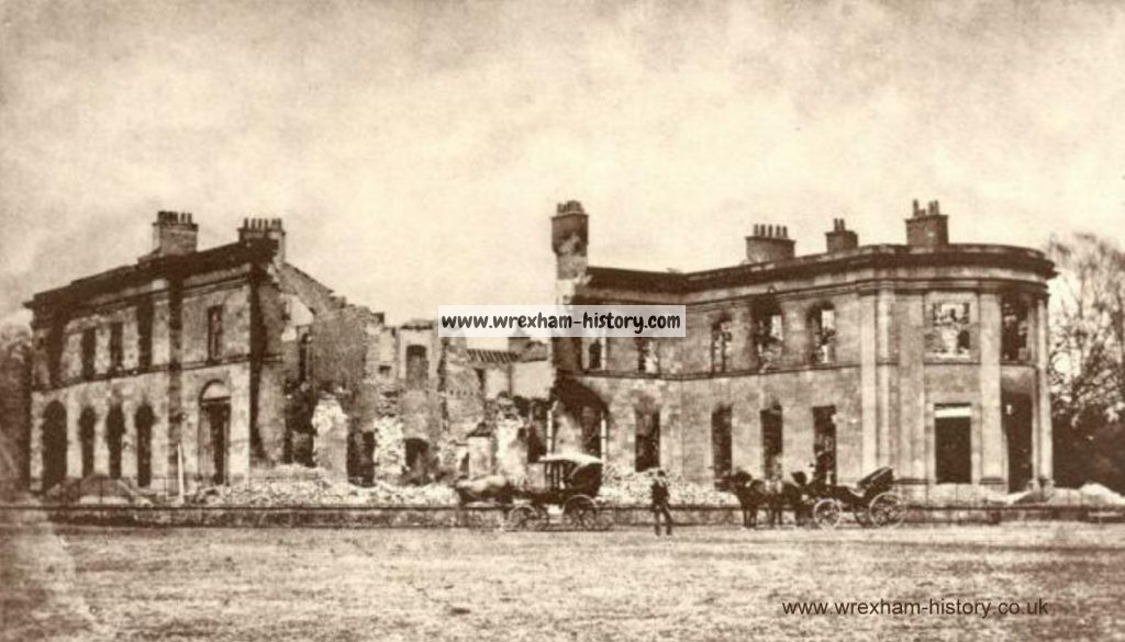 wynnstay-hall-ruabon-wrexham-after-the-fire-5th-march-1858-c