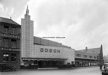 Former Odeon Cinema, Wrexham