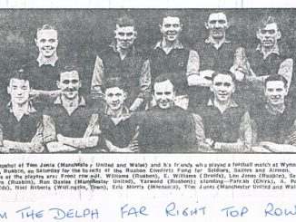 Tom the Delph - Tom Jones 1899 - 1978