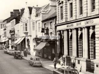 High Street, Wrexham