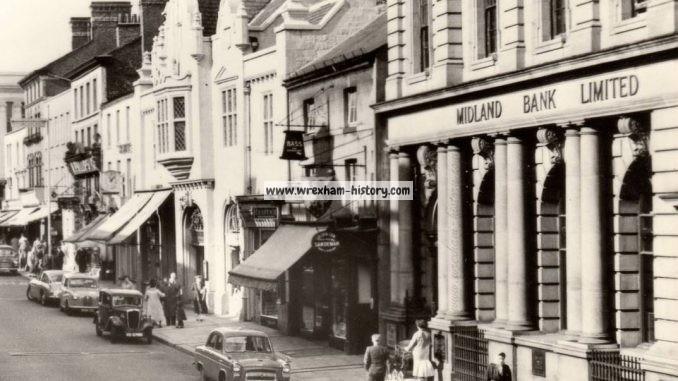 High Street, Wrexham