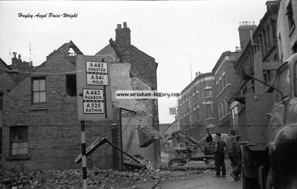 Late 1970s Yorke Street (Hayley Angel Paice-Wright)