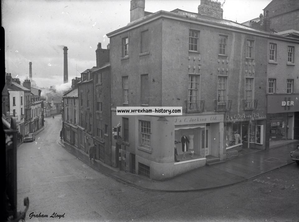 Yorke Street 1950s (Graham Lloyd)