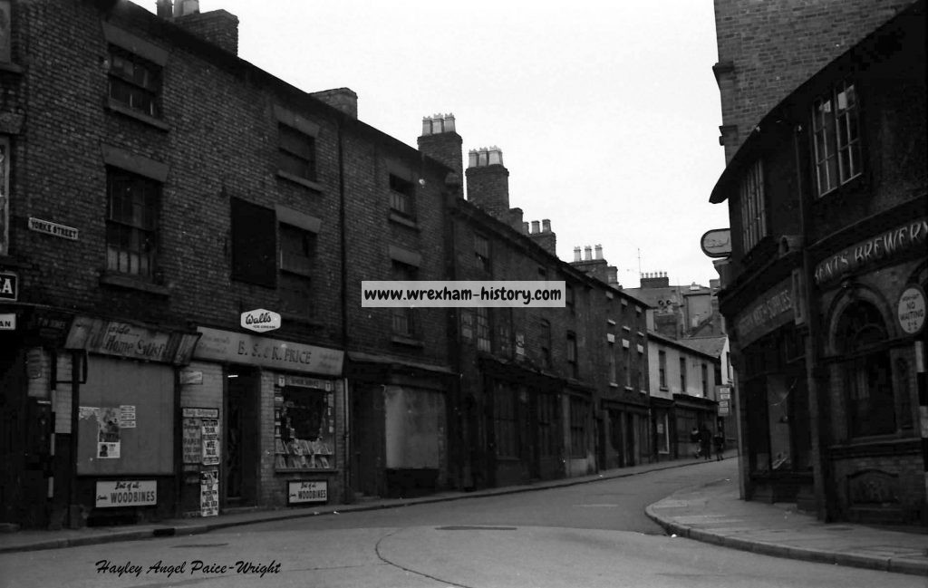 Late 1970s Yorke Street (Hayley Angel Paice-Wright)