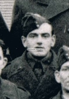 David John Griffiths 7 Battalion RWF Home Guard E Company Rhos
