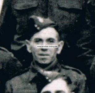 Mac Thomas 7 Battalion RWF Home Guard E Company Rhos