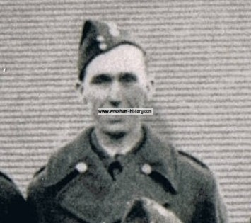 Robert Jones - 7 Battalion RWF Home Guard E Company Rhos