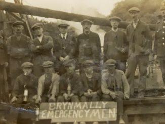 Brynmally Colliery