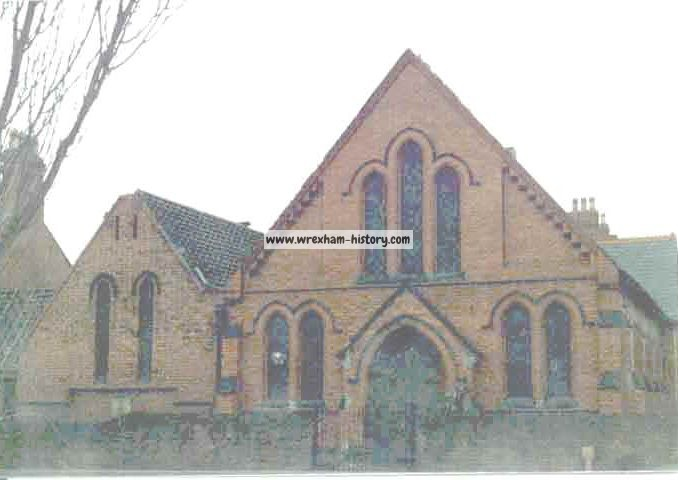 Christ's Church, Johnstown 1990