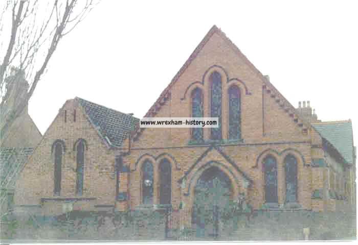 Christ's Church, Johnstown 1990