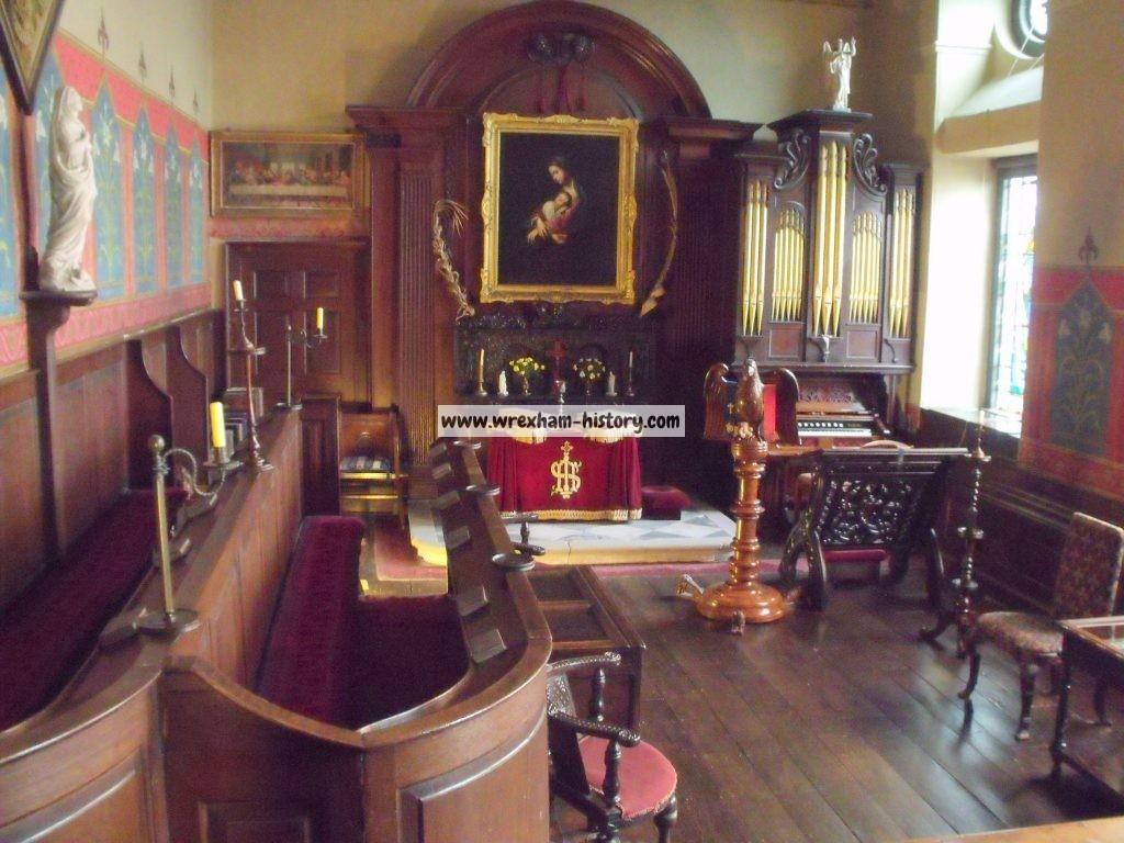 Erddig Hall Chapel