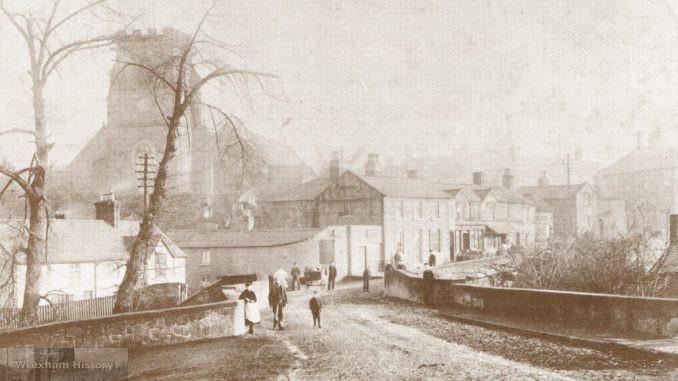Bridge Street, Ruabon