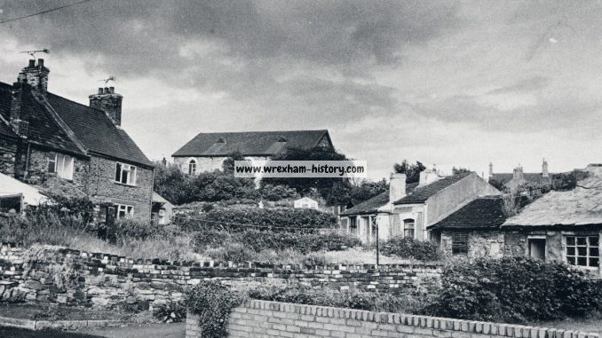 Chamber Houses in Rhos