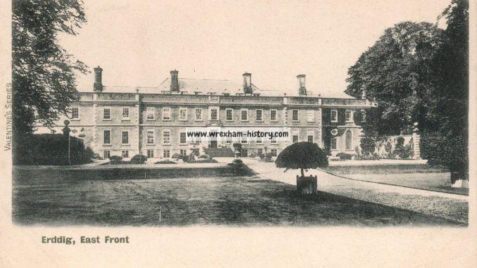 Erddig Hall Wrexham
