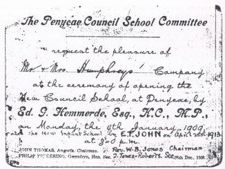Penycae Council School