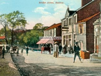 Ruabon and The Wrexham Union 1878