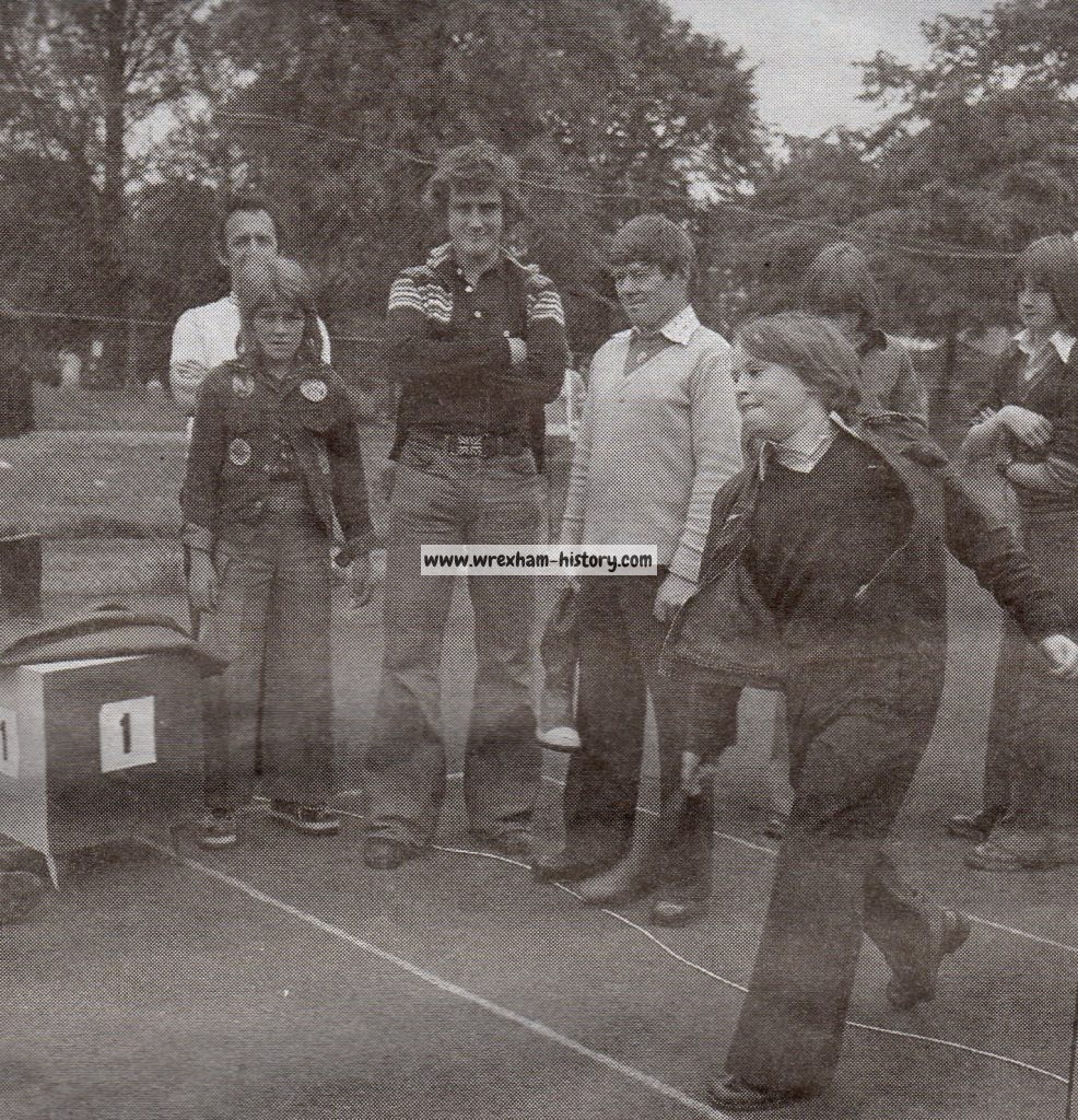 Wrexham Maelor Festival May 1976